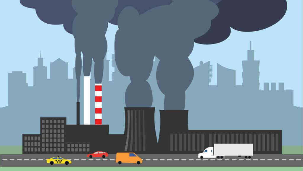 pencemaran udara