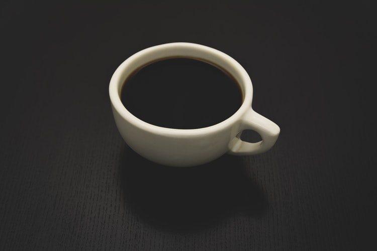 cara membut kopi hitam