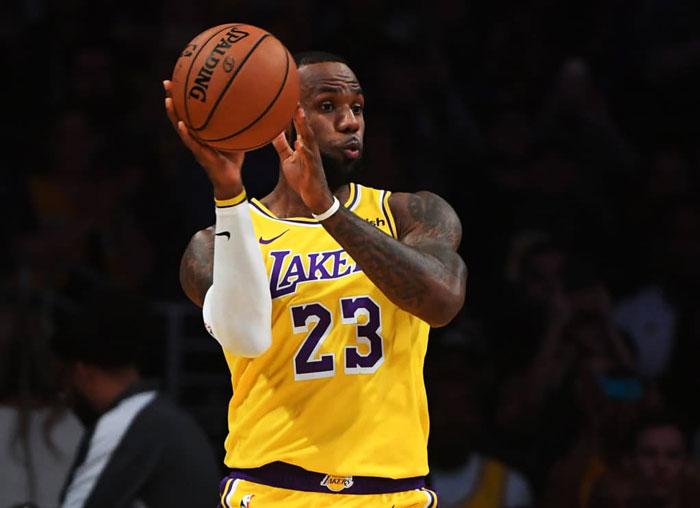 Teknik dasar bola basket passing