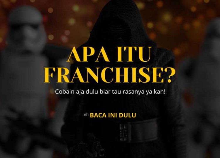 Pengertian franchise