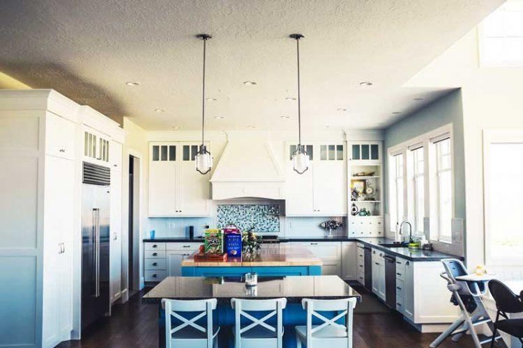 Great amazing kitchen work zone layout ideas