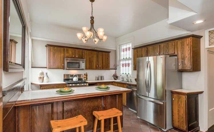 Kitchen at a Glance Ideas