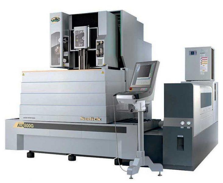jenis mesin CNC Electric Discharge