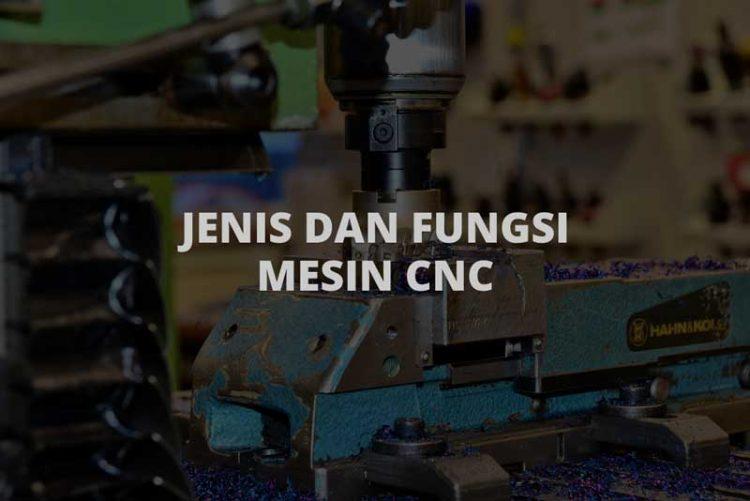 jenis mesin cnc