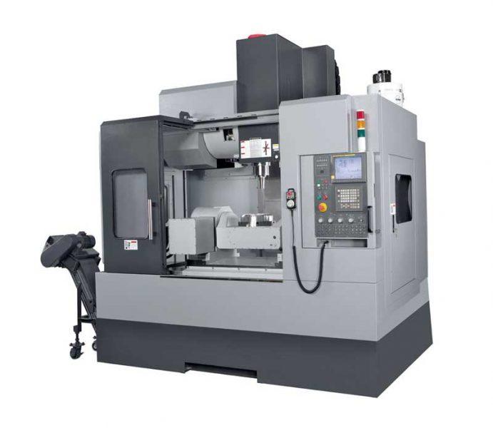 jenis mesin cnc milling