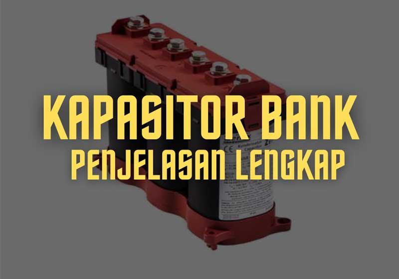 materi lengkap kapasitor bank